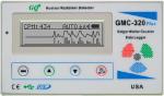 GQ-GMC320Plus letzte 12 Stunden Graph